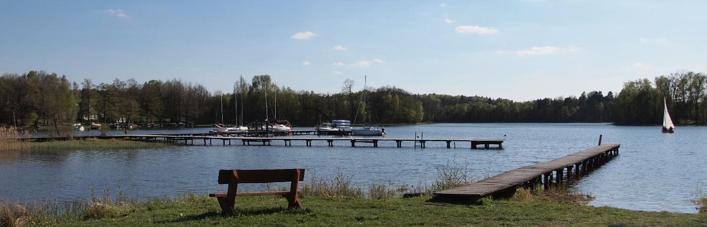 Blisko jeziora
